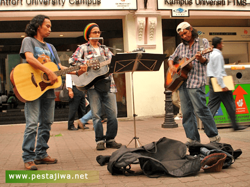 The International Art of Busking
