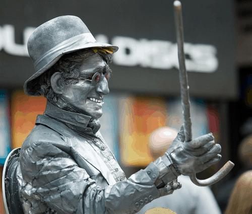 The International Art of Busking