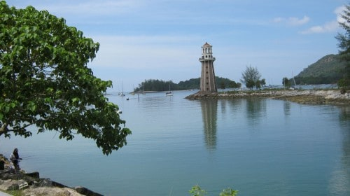 Telaga Harbor: A Bit of the Med in Langkawi