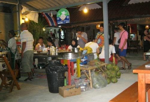 Mina's Roti in Koh Lipe
