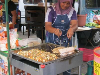 Kedawang Langkawi Tuesday night market