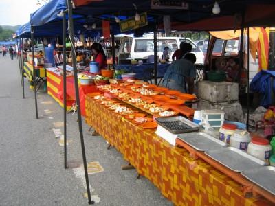 Kuah Langkawi Wednesday night market