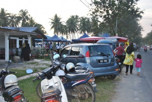 Bohor Tempoyak Night Market