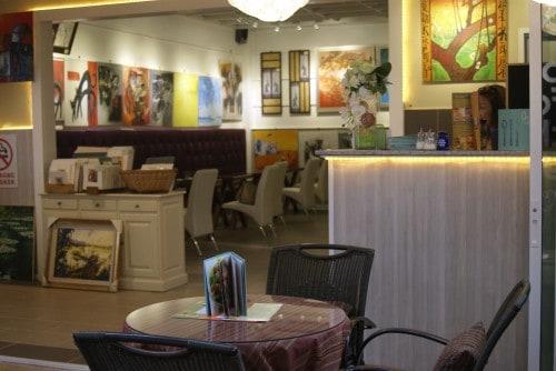 The Art of Cuisine @ Art Cafe