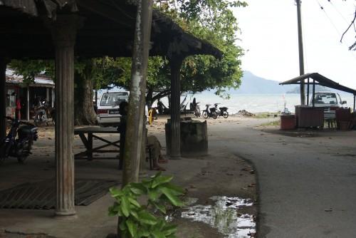 Langkawi's Tuba Island