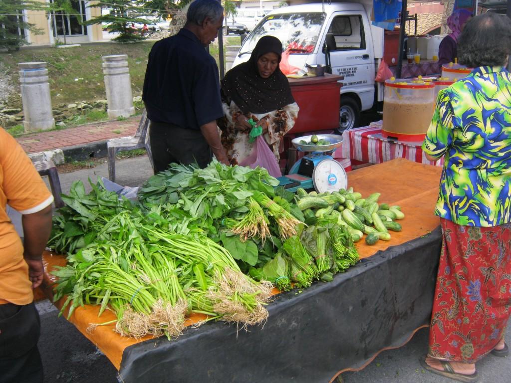 Kuah Langkawi Saturday night market
