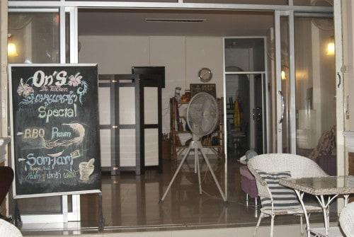 On's The Kitchen in Satun