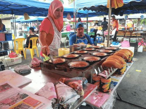 Ulu Melaka Night Market