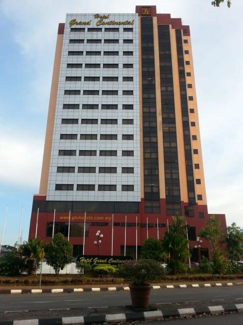 Hotel Grand Continental Kuching
