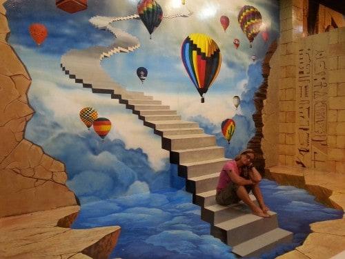 Hat Yai's Magic Eye 3D Museum