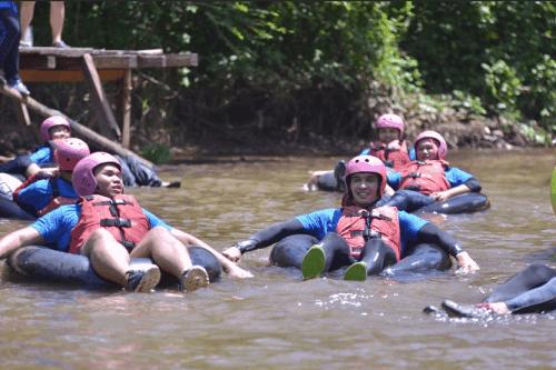 Whitewater Rafting in Selangor Malaysia