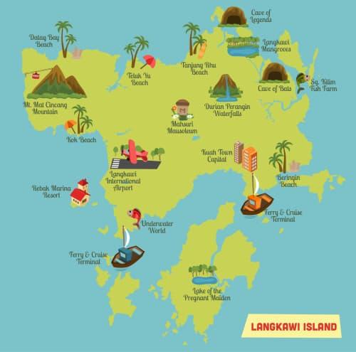 langkawi-map