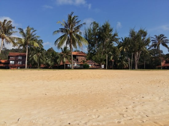 My Club Med Cherating Beach Experience