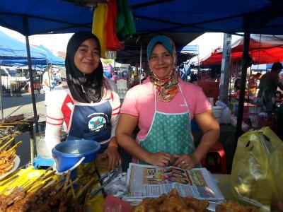Matsirat Langkawi Sunday night market