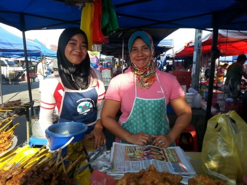 Matsirat Langkawi Sunday night market