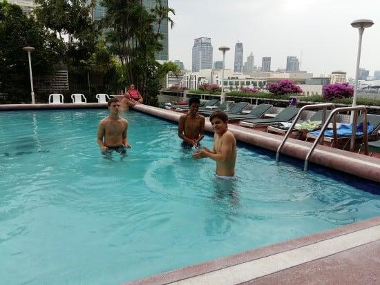 The Unique Charm of Asia Hotel Bangkok