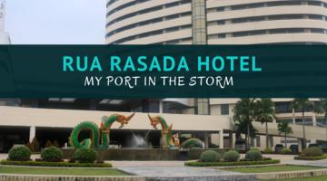 Rua Rasada Hotel, My Port in the Storm