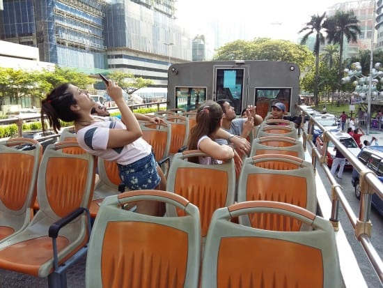 Kuala Lumpur Hop-On Hop-Off City Tour