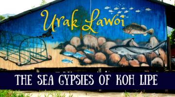 Urak Lawoi, The Sea Gypsies Of Koh Lipe
