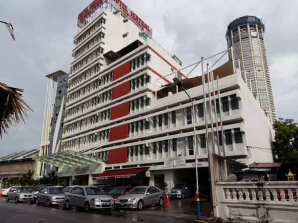 Top 3 Penang Hotels For Budget Minded Travelers