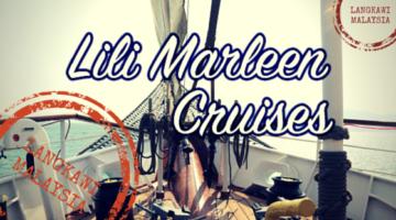 Lili Marleen Tall Ship Cruise in Langkawi