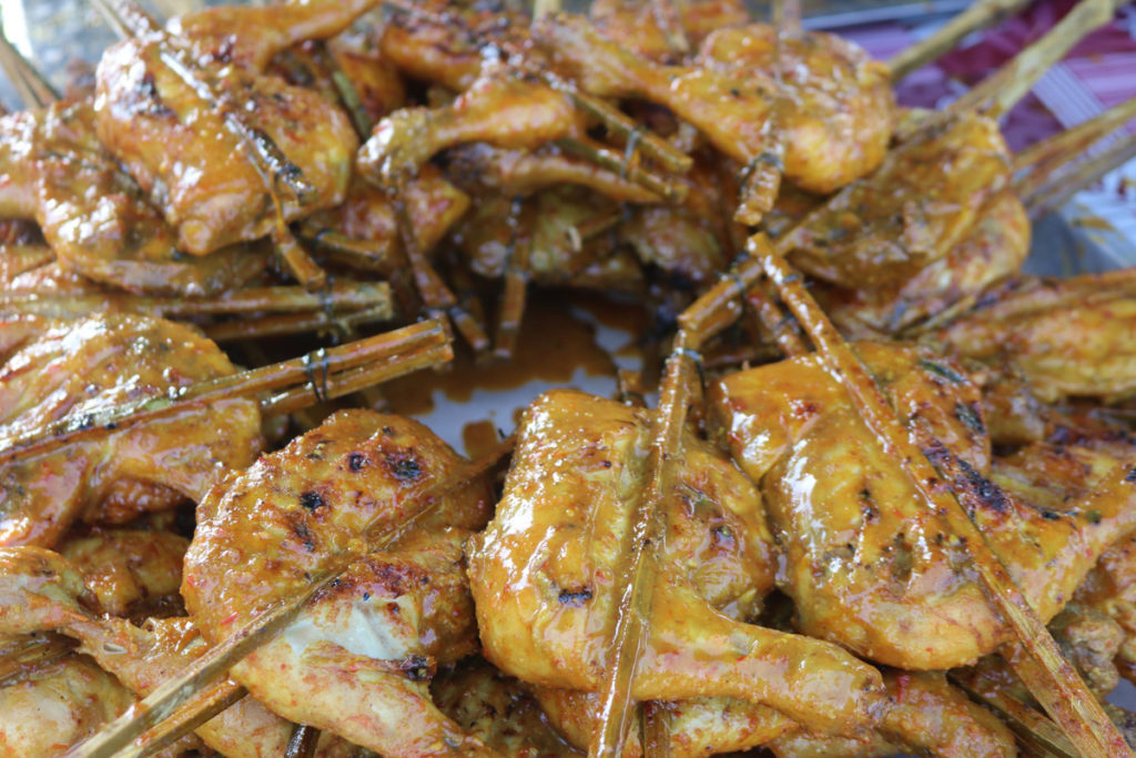 Ramadan Market Food in Malaysia