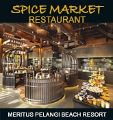 spice market restaurant