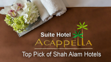 Acappella Suite Hotel: Top Pick of Shah Alam