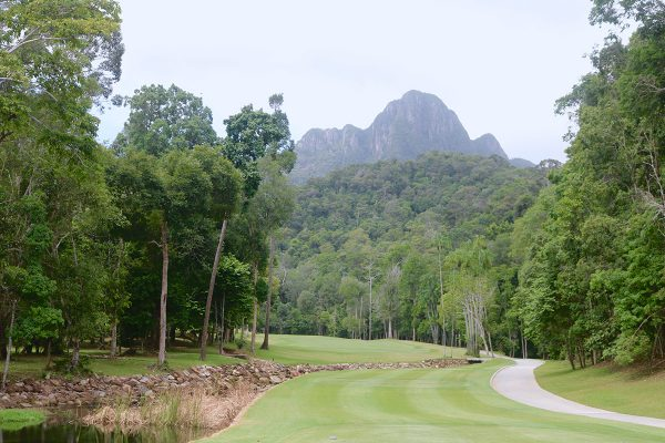 Golf Lessons: The Els Club Langkawi, Malaysia Golf Courses