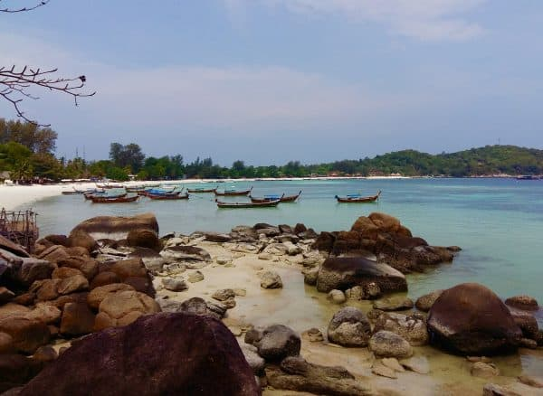 Storm At Penang Island: How To Get From Langkawi To Koh Lipe: Just A Ferry Ride Away