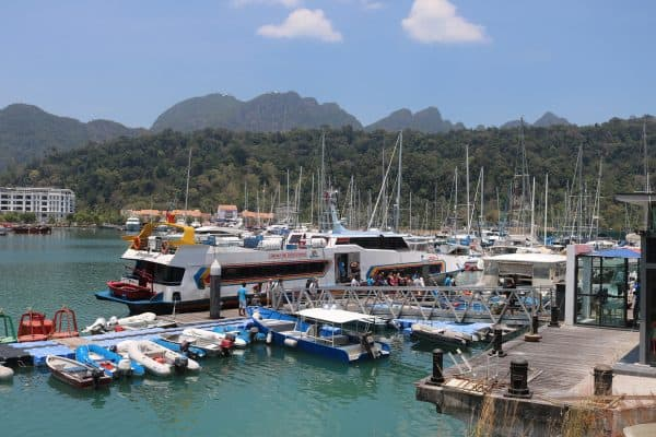 Langkawi to Koh Lipe: Just a Ferry Ride Away