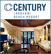 century langkawi beach resort