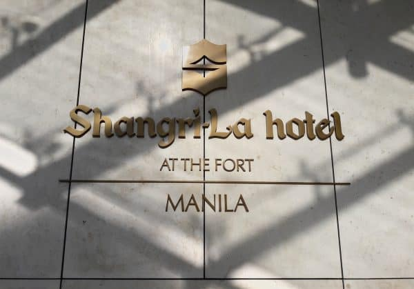 Shangri-La at the Fort Manila