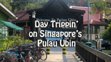 Day Trippin' on Singapore's Pulau Ubin