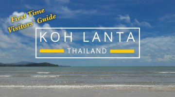 First Time Visitor's Guide To Koh Lanta Island