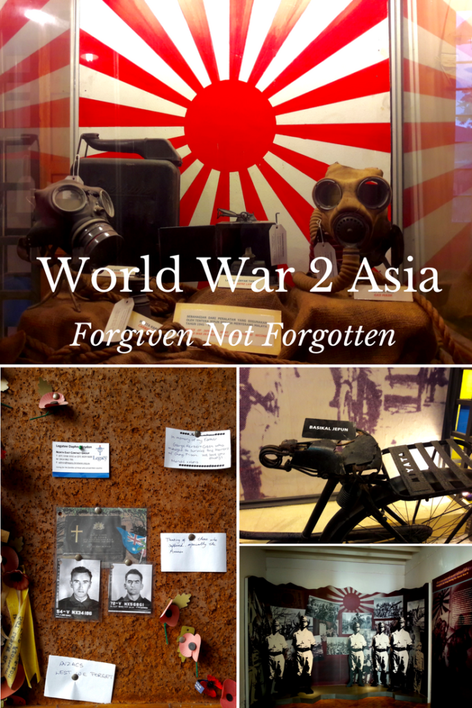 World War 2 Asia, Forgiven Not Forgotten