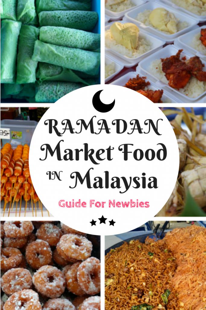 Discovering Ramadan Market Food in Langkawi, Malaysia