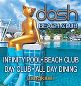 dash beach club