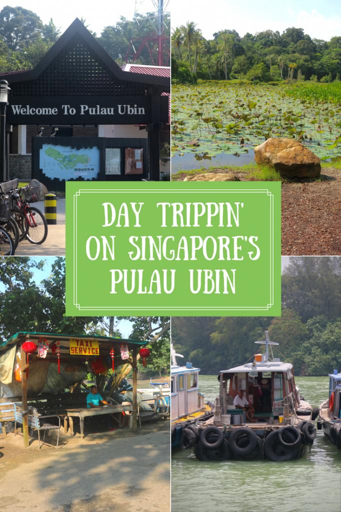 Day Trippin' on Singapore's Pulau Ubin