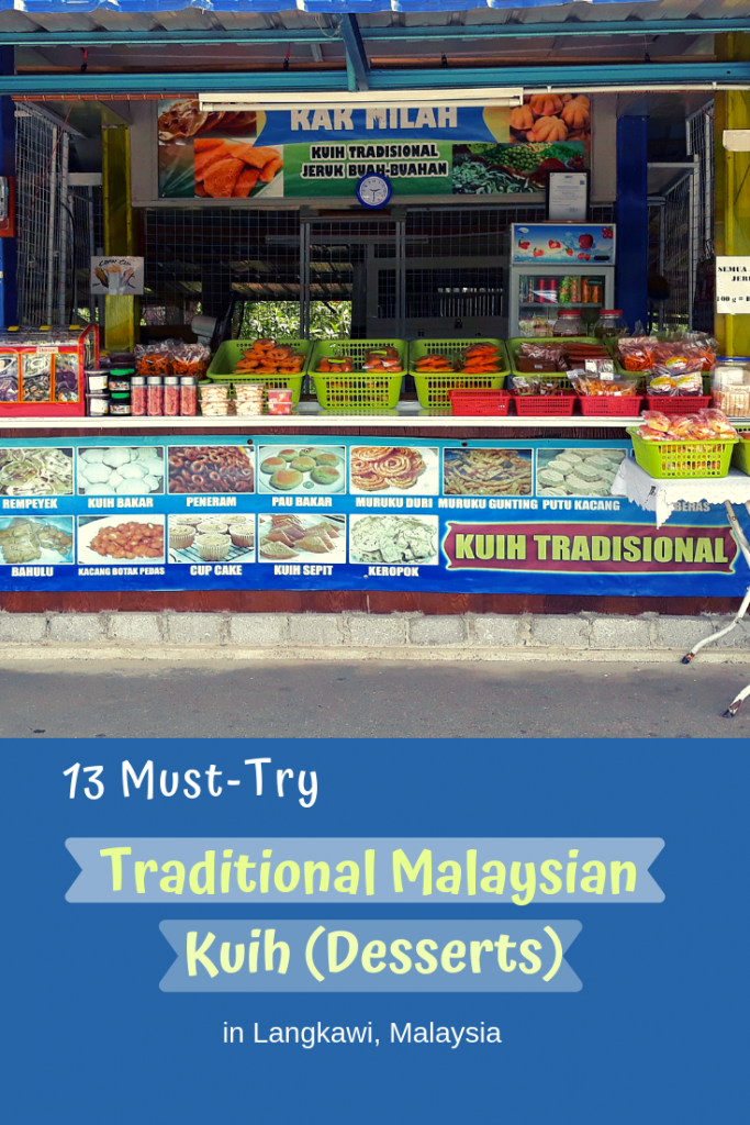 13 Must-Try Traditional Malaysian Desserts