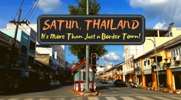Unique Things to Do in Satun, Thailand