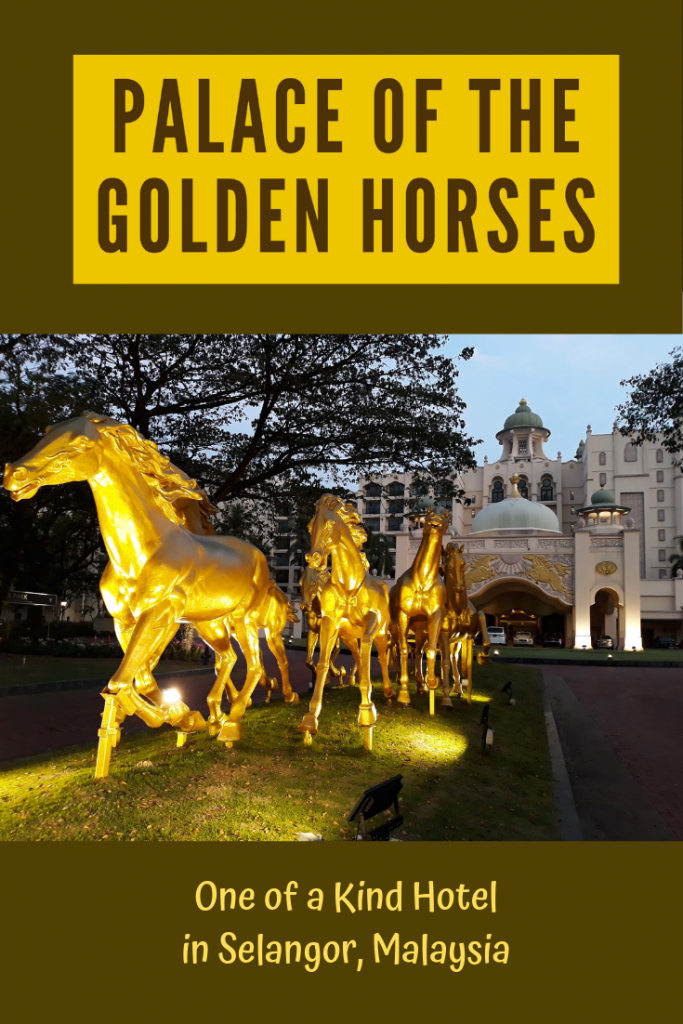 Palace of the Golden Horses: One of a Kind Hotel