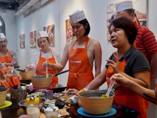 Best Cultural Cooking Classes in Singapore