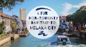 Fun Non-Touristy Day in Melaka City