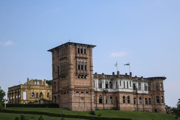 The Puzzling Tale of Kellie's Castle