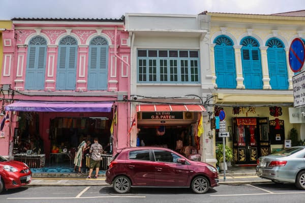 Cool Things To Do in Phuket