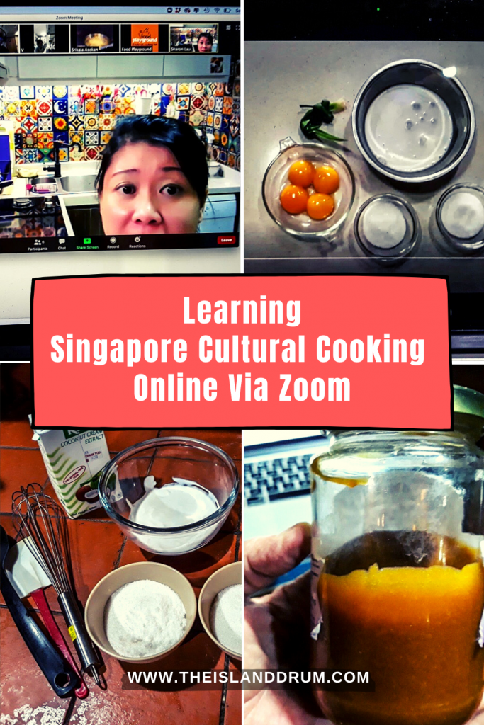 Online Cultural Cooking Classes in Singapore