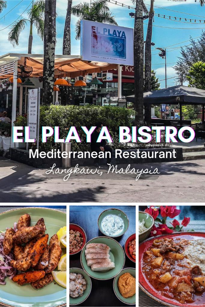 Review: El Playa Bistro by Avante